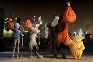 #21 - Rise of the Guardians