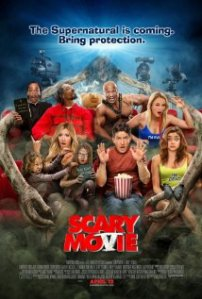 The worst film of 2013 is... Scary Movie 5