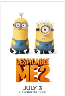 1. Despicable Me 2 (7/3)