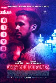 3. Only God Forgives (7/19)