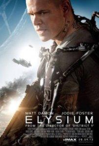 """Third most-anticipated: """"Elysium"""""""