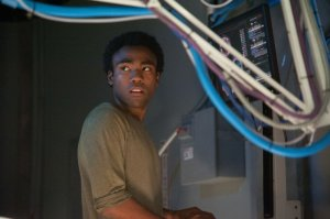 Donald Glover as Niko. (Source)
