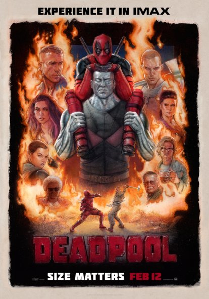 Better Deadpool poster