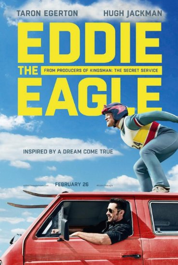 Eddie the Eagle US poster