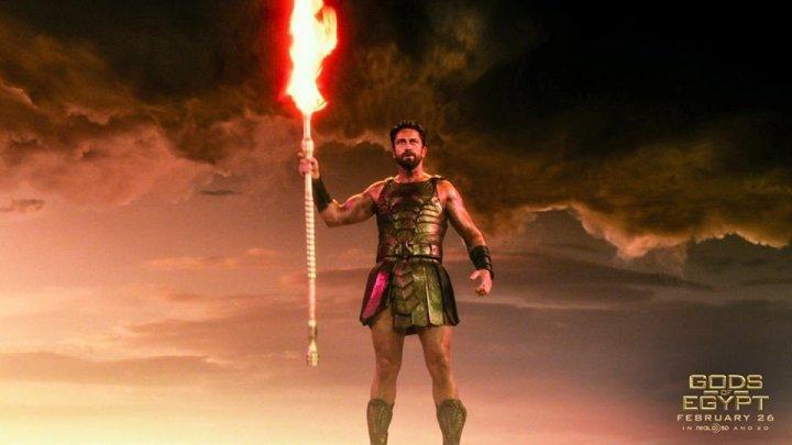 Gods of Egypt(2016)