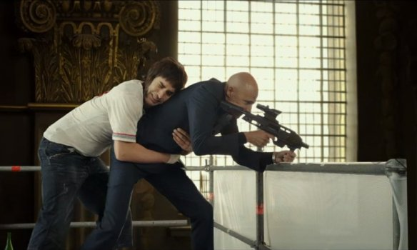 The Brothers Grimsby - Hug it out