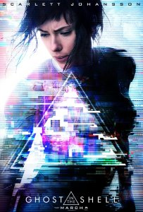 Ghost in the Shell - poster