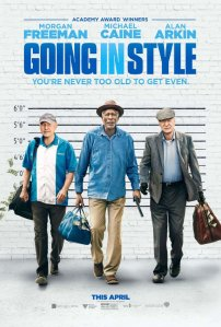 Going in Style - poster