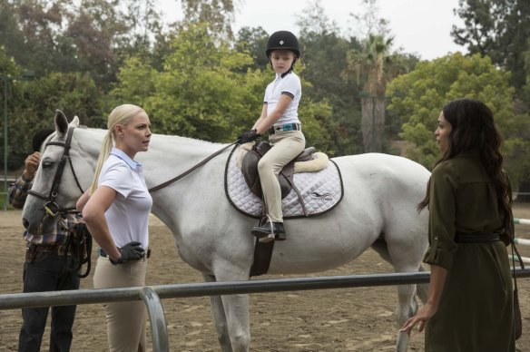 Unforgettable horsey