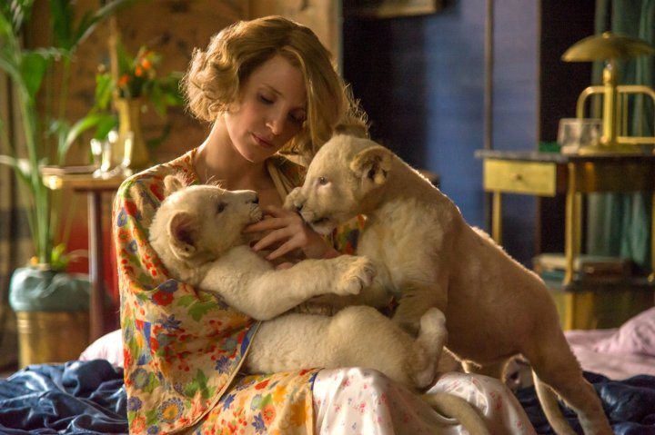 Review: The Zookeeper's Wife (2017)