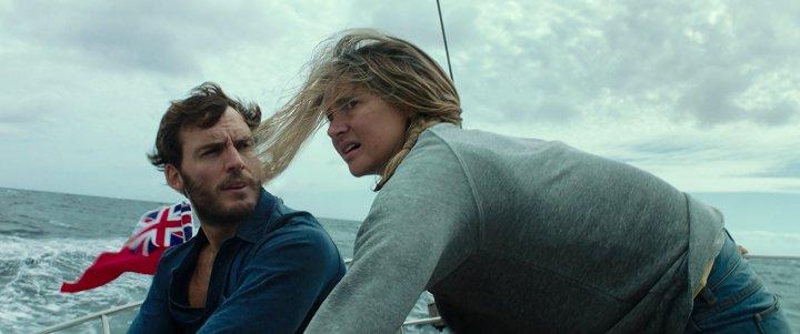 Adrift (2018)