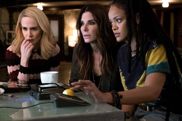 Ocean's eight pic