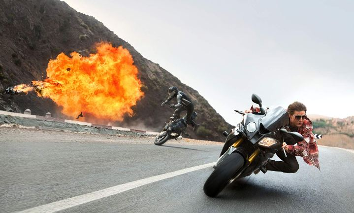 Mission: Impossible reviews – Ghost Protocol (2011), Rogue Nation (2015)