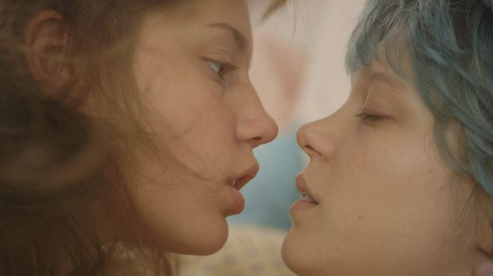 29 Days of Romance, Review #27: Blue is the Warmest Colour(2013)