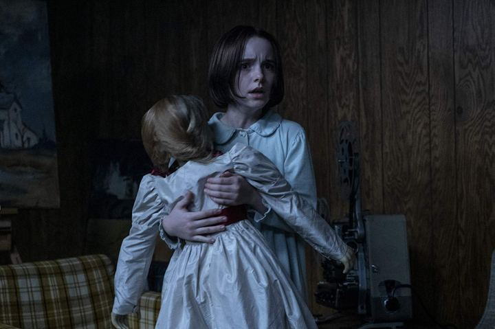 Quick review: Annabelle Comes Home(2019)