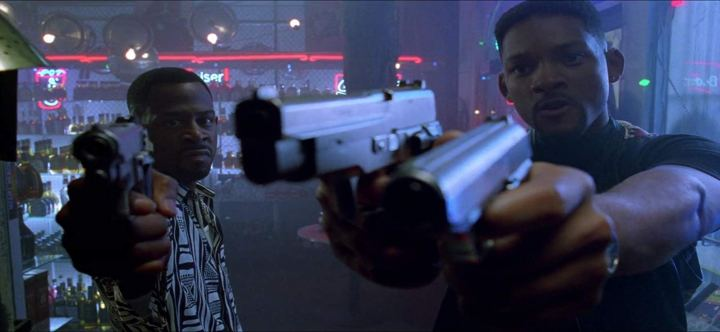 Bad Boys (1995), Bad Boys II (2003)