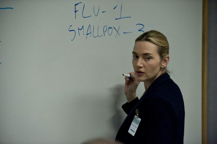 Contagion, Winslet, math