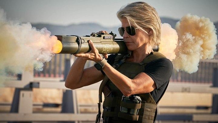 Terminator: Dark Fate(2019)