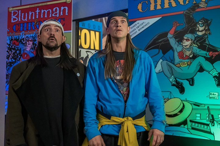 Jay and Silent Bob article