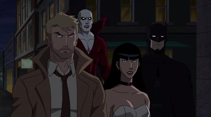 Justice League Dark, b3etter