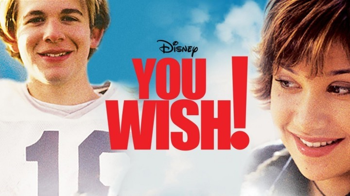 "PODCAST – Popcorn Flicks, Episode #2, ""You Wish!"""