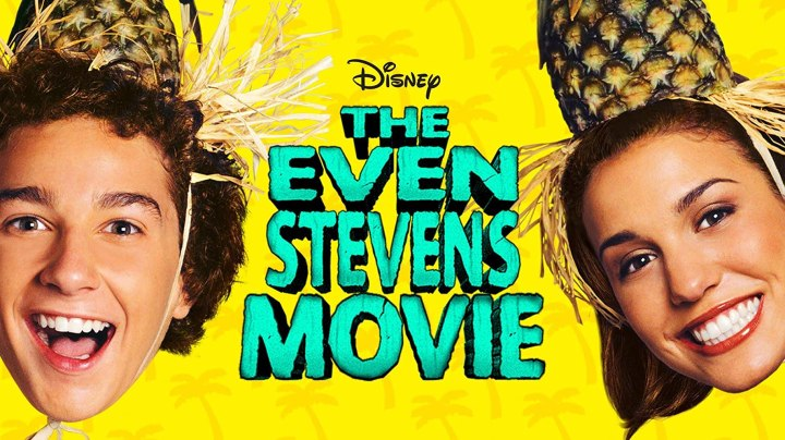 PODCAST – The DCOM Team, Episode 3: The Even Stevens Movie (2003)