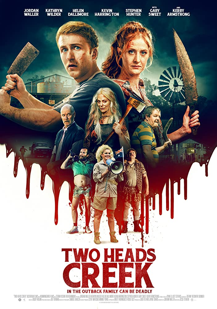 Filmcraziest Interviews – Director Jesse O'Brien for his film Two Heads Creek (2020)