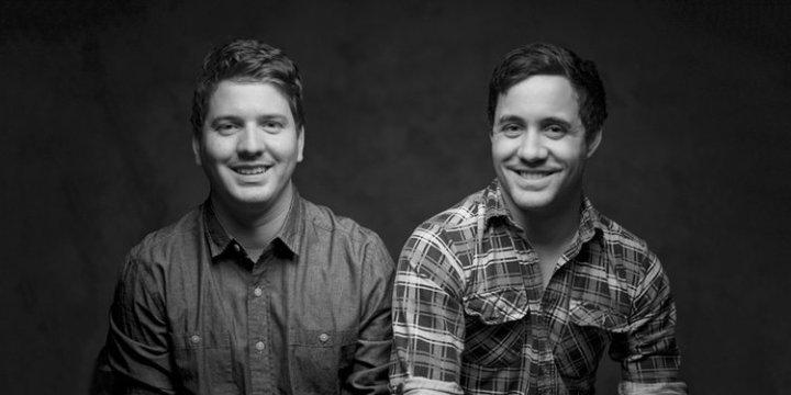 Ben and Jacob Burghart