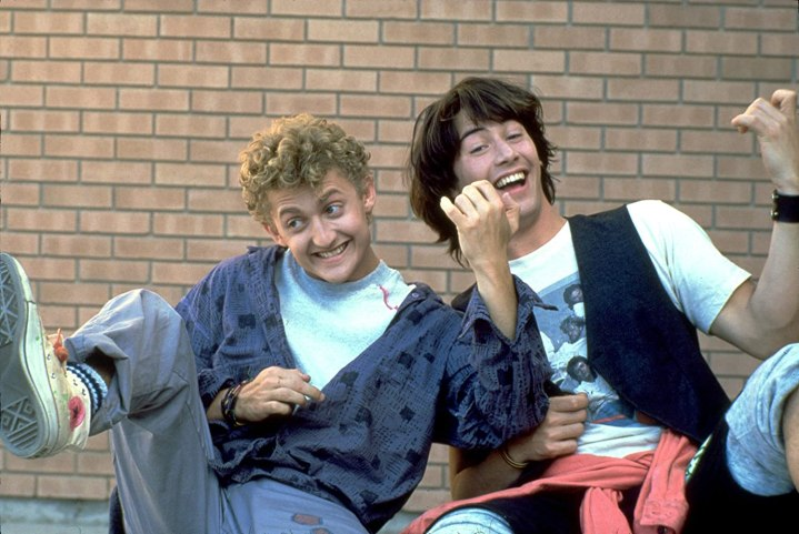 Trilogy Review: Bill & Ted's Excellent Adventure (1989), Bill & Ted's Bogus Journey (1991) and Bill & Ted Face the Music (2020)