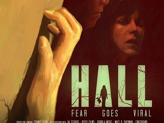 "The Filmcraziest Show – Francesco Giannini, ""Hall"""