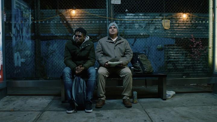 Oscar Nominee, Short Film Review: Feeling Through(2020)