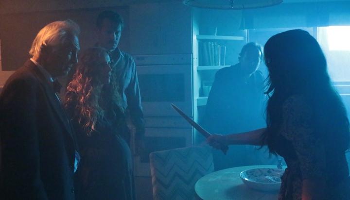 "Interview: Director Chad Ferrin, stars Gina La Piana and Johann Urb, ""THE DEEPONES"""