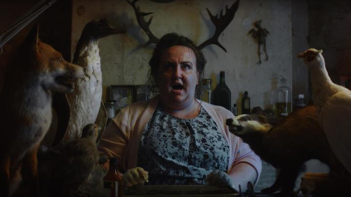 "Interview: Theo Rhys and Joss Holden-Rea on their award-winning short film ""Stuffed"" (The FilmcraziestShow)"