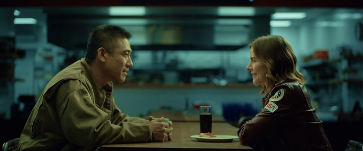 """Interview: Director and writer Peter Hsieh, """"Drive All Night"""" (The FilmcraziestShow)"""