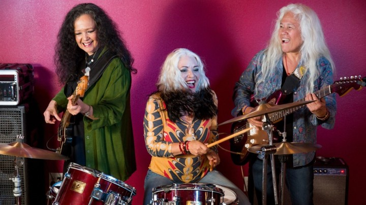 """Interview: Director Bobbi Jo Hart and drummer Brie Darling, """"Fanny: The Right to Rock"""" (The Filmcraziest Show @ HotDocs)"""