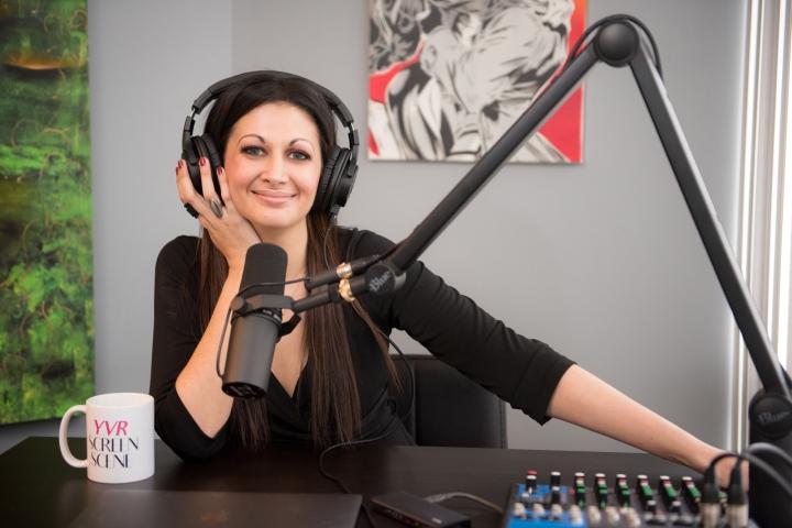 Interview: YVR Screen Scene host Sabrina Furminger on YVR Screen Scene for India benefit (The FilmcraziestShow)
