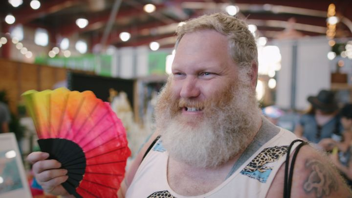 """Interview: Director Scott Gawlik and table setter Tim Wyckoff for their table-setting documentary, """"Set!"""" (The Filmcraziest Show @ HotDocs)"""