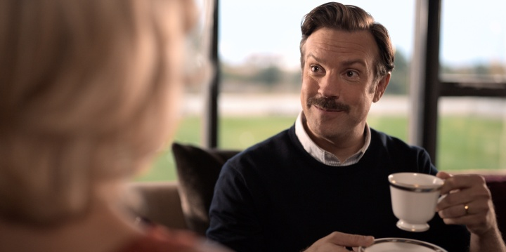 """""""Ted Lasso"""" Interview 