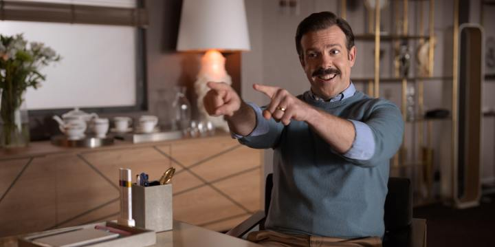 """""""Ted Lasso"""" Production Team Interview 