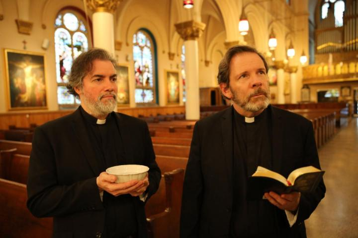 """""""Scenes from an Empty Church"""" Interview + Review 
