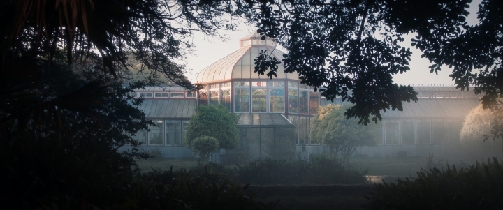 GLASSHOUSE The Glasshouse_ Location Pearsons Conservatory